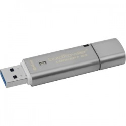 KINGSTON 64GB USB 3.0 DT Locker G3 w/Automatic D