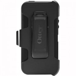 OTTERBOX DEFENDER APPLE IPHONE 5/5S/SE BLACK