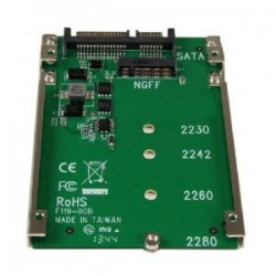 STARTECH M.2 NGFF SSD to SATA Adapter Converter