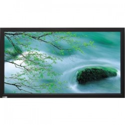 SCREEN TECHNICS 72in 16:9 Fixed Frame Screen
