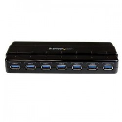 STARTECH 7 Port SuperSpeed USB 3.0 Hub w/ Adapter