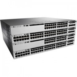Cisco Catalyst 3850 12 Port GE SFP IP Ba