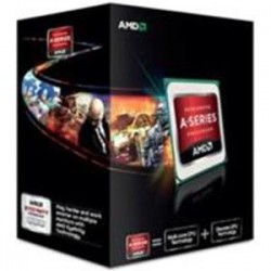 AMD A6 7400K BLK EDITION FM2+ 3.5GHz 3.9GHz