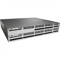 Cisco Catalyst 3850 24 Port GE SFP IP Ba