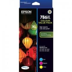 EPSON High Capacity DURABrite Ultra 3 ink Valu