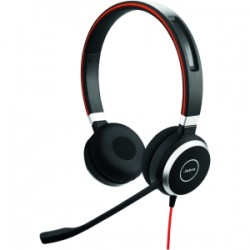 Jabra Evlv 40 MS StereoHD Audio MS cert