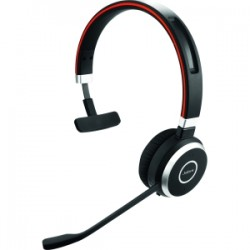 Jabra Evlv 65 UC MonoHD Audio