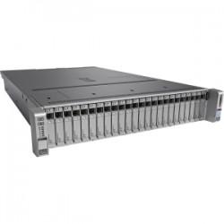 CISCO UCS C240M4SX W/2XE52620V32X8 2X1200W 32G