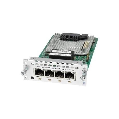 CISCO prt Mlflx Trnk Vc/Clchnnl Data T1/E1 Mod