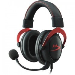 KINGSTON HyperX Cloud II BLKRED Gaming Headset