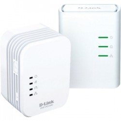 D-LINK PowerLine AV500 Wireless N300 Mini Start