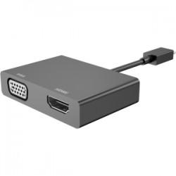 HP Micro USB to HDMI/VGA Adapter