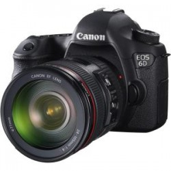 CANON 6DPK2 EOS 6D PREMIUM KIT WITH EF 24-105M