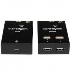 STARTECH 4 Port USB 2.0-Over-Cat5-or-6 Extender
