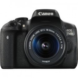 CANON 750DMTK ENTRY LEVEL EOS 750D MOVIE TWIN