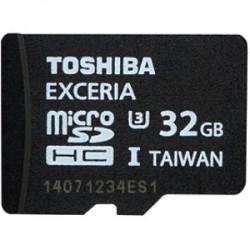 TOSHIBA 32GB MicroSD EXCERIA UHS-1 U3 (R95/W60)