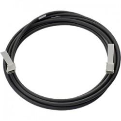 HPE HP BLC 40G QSFP+ QSFP+ 3M DAC CABLE