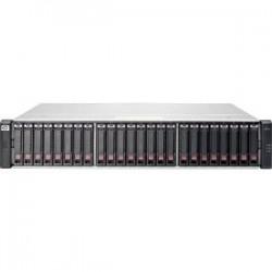 HPE HP MSA 2040 ES SAN DC SFF STORAGE