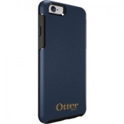 OTTERBOX SYMMETRY LEATHER IPHONE 6 PLUS NAVY BLUE