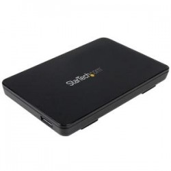 STARTECH USB 3.1 Tool-free Enclosure - 2.5in Driv