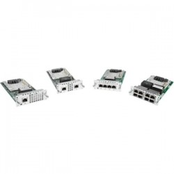 CISCO 1 port Multiflex Trunk Voice/ Clear-chnl