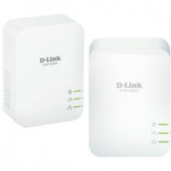 D-LINK POWERLINE AV2 1000 GIGABIT STARTER KIT