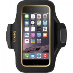 BELKIN SLIM-FIT PLUS ARMBAND FOR IPHONE 6 - GOL