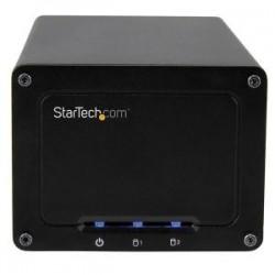 STARTECH USB 3.1 (10Gbps) Dual External Enclosure