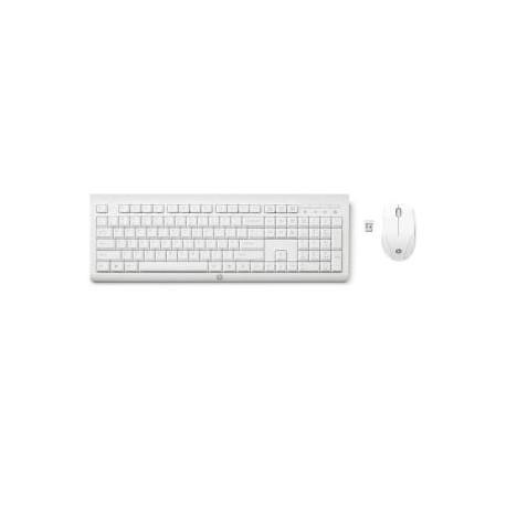 HP C2710 WIRELESS KEYBOARD COMBO