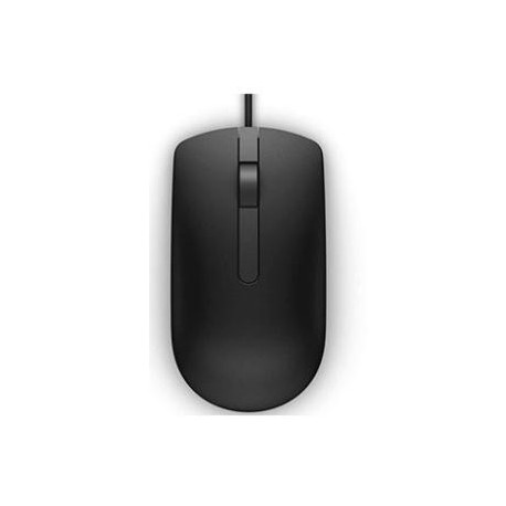 DELL OPTICAL MOUSE MS116 BLACK