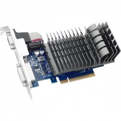 ASUS NVIDIA GEFORCE GT710 VGA 1GB LP BRACKET