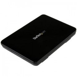 STARTECH USB 3.1 Tool-Free Enclosure - 2.5in SATA