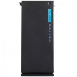 IN WIN 303 MID TOWER BLACK GAMING CHASSIS ONLY