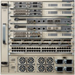 CISCO CHASSIS+FAN TRAY+ SUP6T+2XPOWER SUPPLY