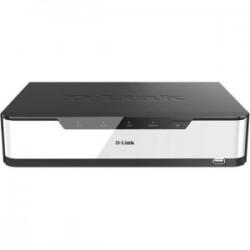 D-LINK NVR W HDMI/VGA 4POE 2 BAYS HDD-16 CHAN