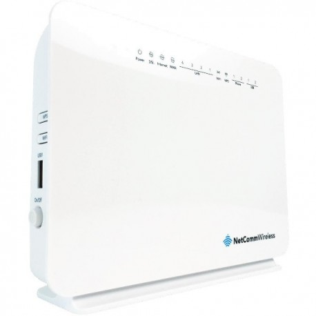 NETCOMM VDSL / ADSL N300 WIFI MODEM ROUTER WITH