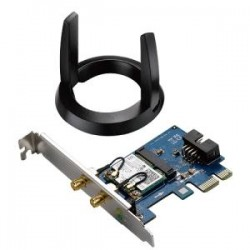 ASUS PCE-AC55BT AC1200 Wireless BT PCI-E ADAP