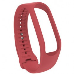 TOMTOM TOUCH TRACKER STRAP - CORAL RED (S)