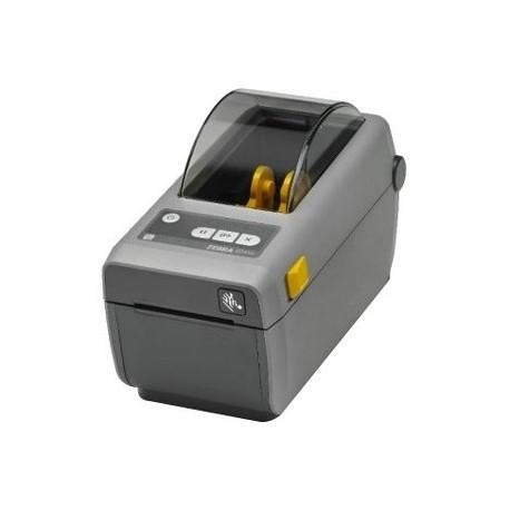 ZEBRA DT ZD410 2in 203 DPI USB BTLE 802.11 BT