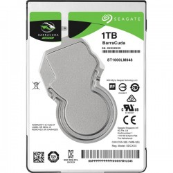 SEAGATE BARRACUDA 2.5in 1TB SATA HDD 5400RPM