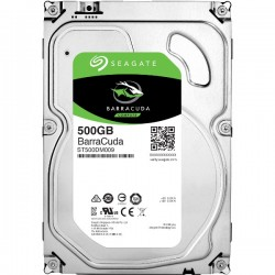 SEAGATE BARRACUDA 2.5IN 500GB SATA HDD 5400RPM