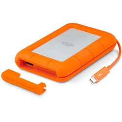 LACIE 2TB RUGGED THUNDERBOLT USB3.0 PRTBLE DRV