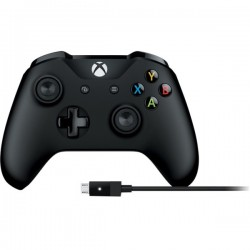 MICROSOFT Xbox Controller + Cable for Windows (Wes
