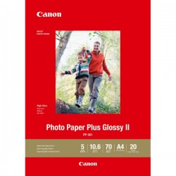 CANON PP301A4 20 SHEETS A4 265 GSM PHOTO PAPER