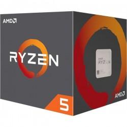 AMD RYZEN 5 1600 WITH COOLER