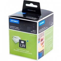 DYMO LABEL WRITER LABELS - LARGE ADDRESS