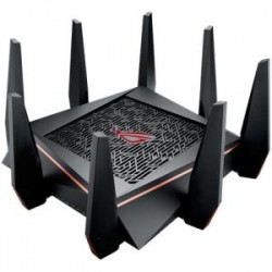 ASUS RAPTURE WIRELESS 2.4GHZ UPTO 1000MBPS