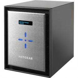 NETGEAR DESKTOP NAS 10GBASE-T 6X4 TB ENTERPRISE
