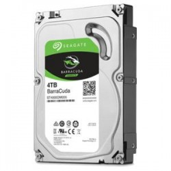 "SEAGATE BARRACUDA 3.5"" 4TB DESKTOP"