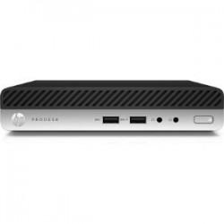 HP PD 400 G3 DM I3-7100T 4GB 500GB HD W10P